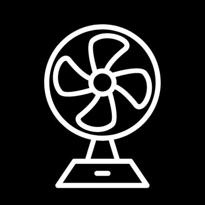 Fan blower ventilator
