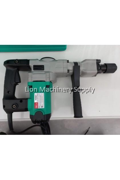 DCA 17mm 1350W DEMOLITION HAMMER/Hacker AZG06-6 -Super Heavy Duty- Free Chisel, Bull point & Grease- 6 Months warranty -